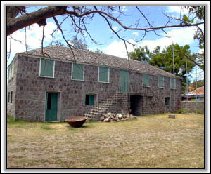 Bath Hotel Nevis (c1778) - Being Restored - Nevis Rental Villas