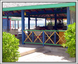 Nisbet Plantation's West Indian Beach Bar - Nevis Villa Rentals