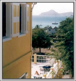 Looking Out To The Sea And Saint Kitts - Nevis Property
