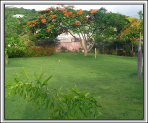 Bathsheba Has Lovely Tropical Gardens - Nevis Island Holiday Homes