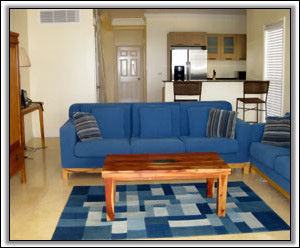 A Cozy Sitting Room In Nevis Awaits You - Nevis Condominiums - Beach Bliss