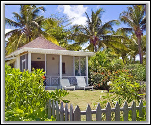 Nevis' Charming And Cozy Conch Shell Cottage - Nevis Villas