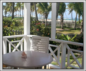 Conch Shell Cottage Overlooks The Caribbean - Nevis Rental Villas