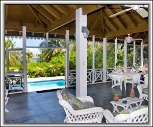 The Pool Is Just Outside Your Door - Nevis Vacation Homes