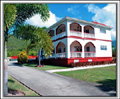 Crimson House - 3 Bedroom Villa overlooking St. Kitts and The Caribbean Sea.