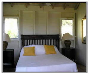 The Bedroom In West Indian Style - Caribbean Holiday Homes