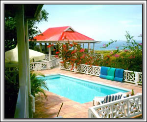 This Luxury Villa Has Views Of Nevis & The Sea - Rental Properties