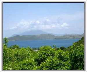 Firefly Cottages Have Great Views Of St. Kitts - Nevis Property