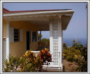 Highview House - Nevis, West Indies - Nevis Holiday Homes
