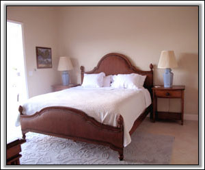 The Guest Bedroom At Idyll Dreams Villa - Luxury Nevis Homes
