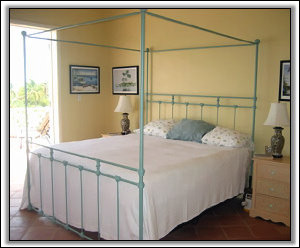 One Of The Bedrooms At Island Time