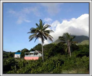 Mango Moon Cottage Under Nevis Peak - Nevis Properties
