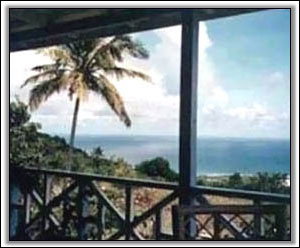 Looking Out To The Caribbean Sea - Holiday Properties