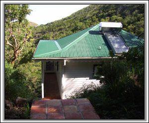 The Secluded Round Hill Cottage - Nevis - Nevis Island Villas