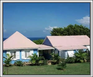 Seahorse Cottage - Looks Out On Oualie Bay - Nevis Villas