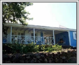 The Verandah Affords Great Views Of Nevis - Vacation Property