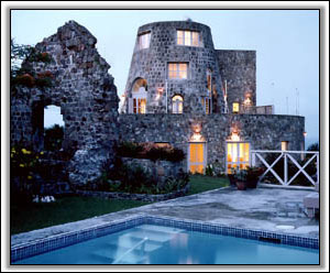 Vervain Mill - Hopelessly Romantic - Nevis Luxury Villas