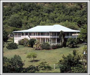Villa Veranda - Traditional West Indian Villa - Nevis Rentals