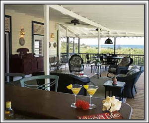 A Luxurious Veranda To Relax On - Rental Villas In Nevis