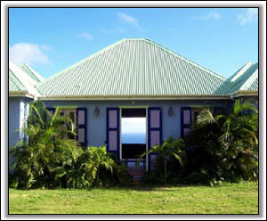 Whimsea House - A Colorful Nevis Villa - Rental Property