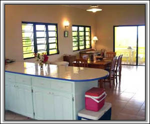The Nevis Sun Brightens Up The Dining Room - Holiday Homes