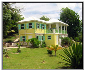 A Windsong - A Colorful Nevis Villa - Rental Property