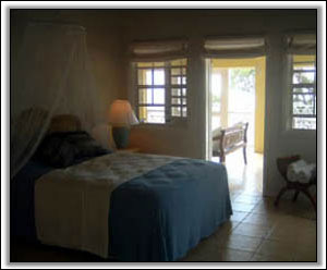 A Cozy Bedroom In Nevis Awaits You - Holiday Homes
