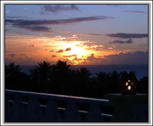 Another Gorgeous Nevis Sunset - Rental Properties